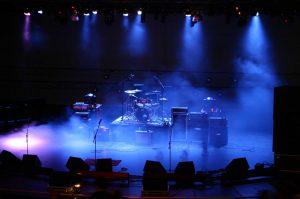 Hiệu ứng phun sương cho sân khấu