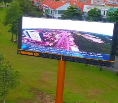 Màn hình LED billboard 120 mét vuông