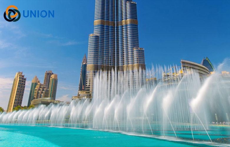 Những đài phun nước đẹp lộng lẫy hoành tráng trên thế giới